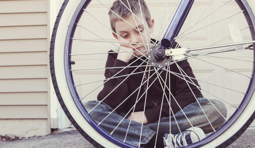 Dealing With Flat Tires in Life