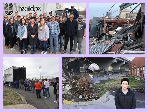 Nashville Relief Efforts - The Bridge Ministry